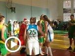 Свято баскетболу 2017: гра старших груп