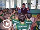 Першість ОСДЮСШОР з баскетболу серед груп початкової підготовки «Різдвяні зірки»