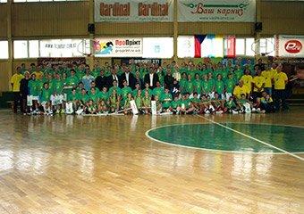 В Рівному відбувся міжнародний турнір з баскетболу «Дружба-2016 з Сергієм Ліщуком»