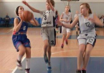 Відбулися ігри 2-го туру ВЮБЛ серед дівчат 2005 року народження