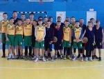 ІІ тур Всеукраїнської юнацької баскетбольної ліги серед юнаків 2004 року народження