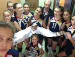 Наші вихованки перемогли на всеукраїнському турнірі з волейболу