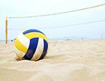 Відбувся І тур чемпіонату України з волейболу пляжного серед дівчат до 16 років