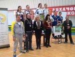 Фінальний етап зимового чемпіонату України з пляжного волейболу у дівчат U-15