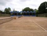 Матеріальна база відділення тенісу