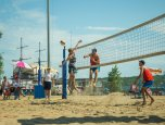 Владислав Павлюк посів третє місце на чемпіонаті України з волейболу пляжного