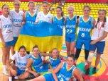 Наші баскетболістки успішно виступили на чемпіонаті Європи з баскетболу