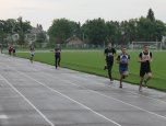 V етап обласної Спартакіади школярів Рівненщини з легкої атлетики