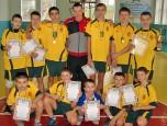 Фінальний тур обласної дитячо-юнацької волейбольної ліги