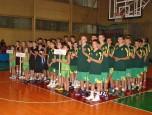 У Рівному відбувся традиційний баскетбольний турнір Дружба