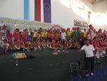 Хлопці та дівчата 1999 р.н. - переможці Міжнародного баскетбольного фестивалю