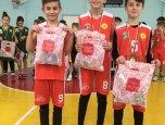 Відкрита першість ОСДЮСШОР з баскетболу «Різдвяні зірки 2019»