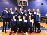Христина Кулеша та Богдана Лапхан зіграли у складі збірної команди України U-15