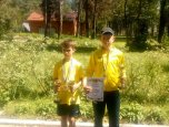 Вихованець відділення тенісу Юрій Гойда став переможцем всеукраїнських змагань