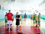 Тренери з США провели семінар з баскетболу
