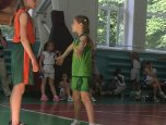Відбувся чемпіонат області з баскетболу серед дівчат 2007 року народження та молодших