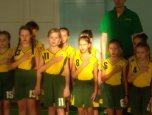 Найменші вихованці нашої школи взяли участь у святкових змаганнях до дня Святого Миколая