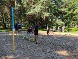 Тренувальні збори на Шацьких озерах (відділення баскетболу та волейболу пляжного)