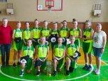 Перше місце дівчат на турнірі з баскетболу в Запоріжжі