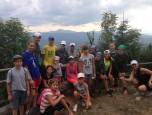 Наші баскетболістки провели навчально-тренувальний збір в Карпатах