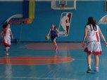 Дівчата 2001 року народження зіграли в першому турі ВЮБЛ