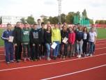 Наші вихованці успішно виступили на відкритій першості Волинської області з легкої атлетики