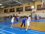 II тур 1-го етапу юнацької баскетбольної ліги серед дівчат 2005 року народження