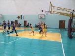 Дівчата 2005 року народження - переможці обласної дитячо-юнацької баскетбольної ліги