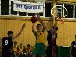 Відбувся ІІІ тур Всеукраїнської Юнацької Баскетбольної Ліги серед юнаків 2001 року народження