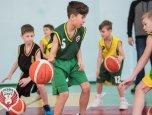 Відбулася першість ОСДЮСШОР з баскетболу серед груп початкової підготовки