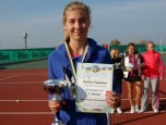 Участь наших тенісисток на чемпіонатах України та Європи