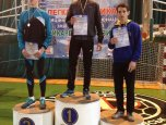 48-мі Міжнародні змагання з легкої атлетики «Прикарпатська зима 2016»