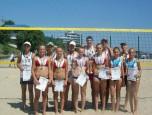 В Іллічівську відбувся Чемпіонат України з волейболу пляжного серед юнаків та дівчат до 16 років