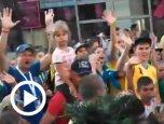 Відкриття баскетбольного фестивалю в м. Капошвар (Угорщина)