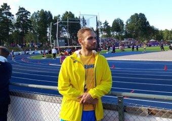 Вітаємо Романюка Дмитра з успішним виступом на Чемпіонаті Європи з легкої атлетики серед молоді
