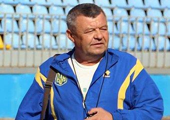 Дубіч Валерій Петрович став заслуженим тренером України!