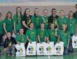 Дівчата 2004 року народження - срібні призери Всеукраїнської юнацької баскетбольної ліги!