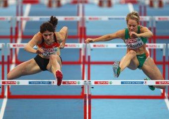 Змагання із легкої атлетики, які проходили протягом 2012 року