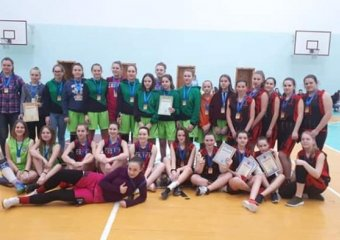 Відбувся фінальний етап обласної спартакіади школярів Рівненщини з баскетболу серед юнаків та дівчат