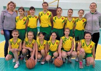 Успіхи вихованців відділення баскетболу на всеукраїнській арені