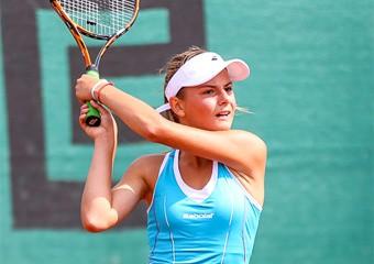 Катаріна Завацька перемогла у міжнародному турнірі ITF з тенісу