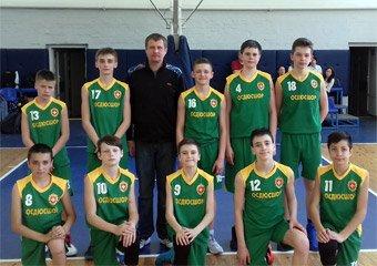 Відбулись фінальні змагання юнацької баскетбольної ліги серед юнаків 2004 р.н.