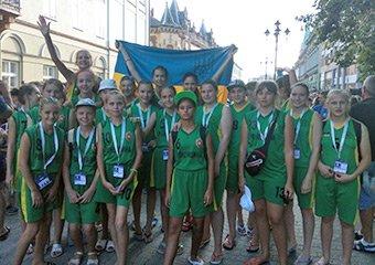 Наші баскетболісти взяли участь в масштабному міжнародному фестивалі