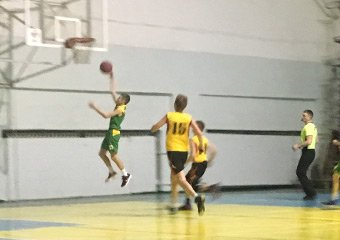 5 тур Всеукраїнської юнацької баскетбольної ліги серед юнаків 2004 року народження