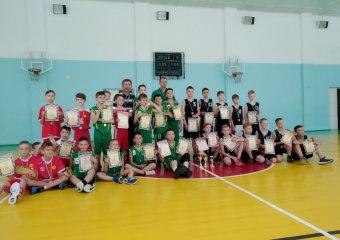 Чемпіонат Рівненської області з баскетболу серед юнаків 2008-2009 років народження