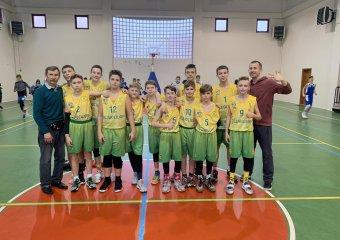 Відбувся IІІ тур Всеукраїнської юнацької баскетбольної ліги (ВЮБЛ) серед юнаків 2008 р.н.