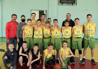 Заключний тур юнацької баскетбольної ліги серед юнаків 2008 року народження