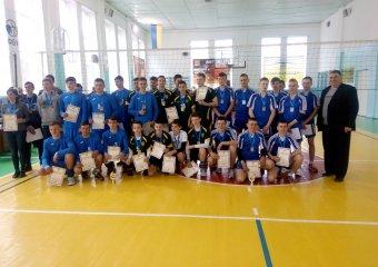 Відбувся фінальний етап спартакіади школярів Рівненщини з волейболу