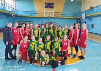 У Нововолинську відбувся 4 тур юнацької баскетбольної ліги
