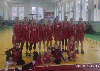 ІІ тур Всеукраїнської юнацької баскетбольної ліги серед дівчат 2008 року народження